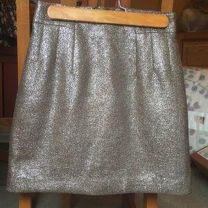 H&M mini sparkle skirt